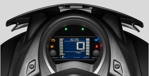 Inverted-LCD-Digital-Speedometer
