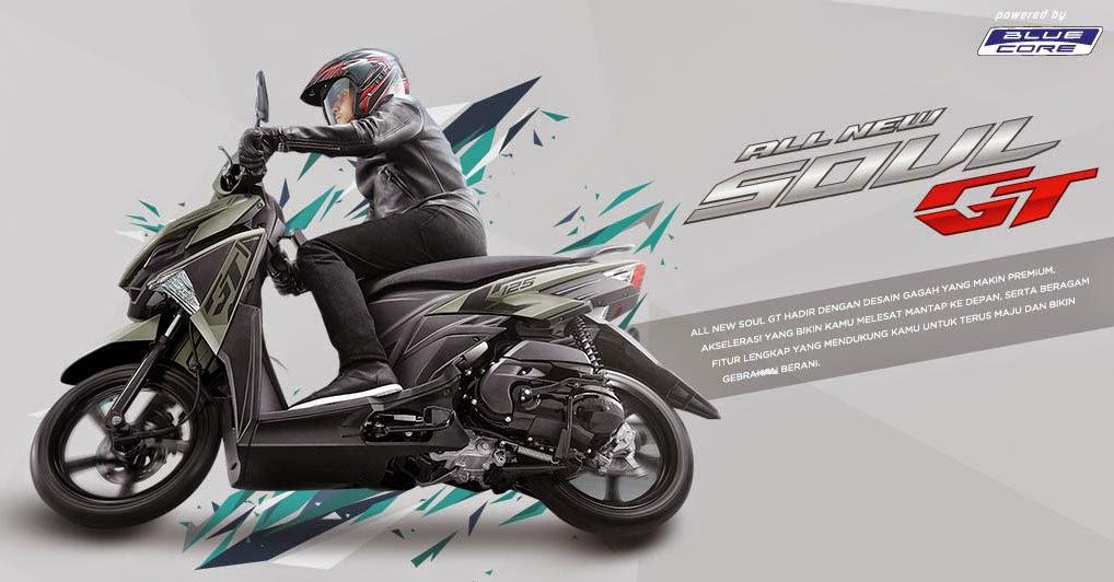 yamaha all new soul gt 125 cc