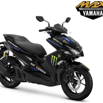 All New Aerox 155 Connected ABS MotoGP